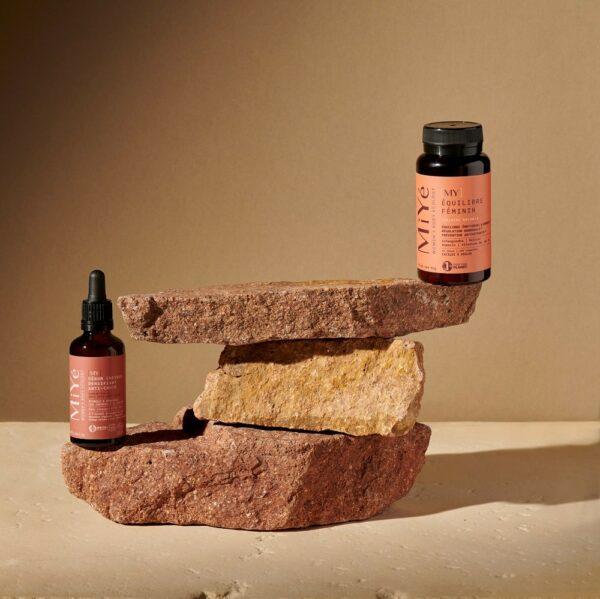 produits créés pour préserver l'équilibre hormonal